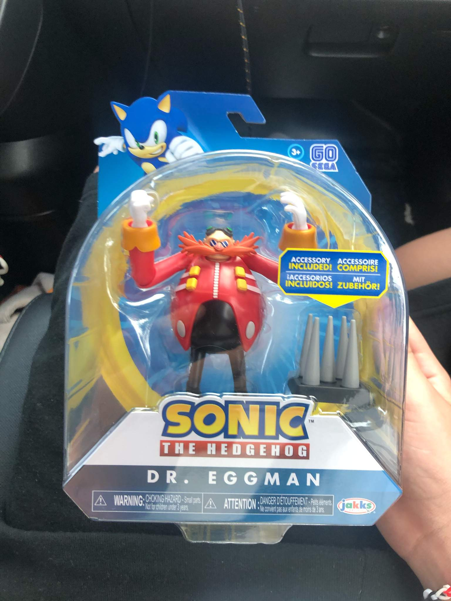 Found This Fella At My Local Target Sonic The Hedgehog Amino