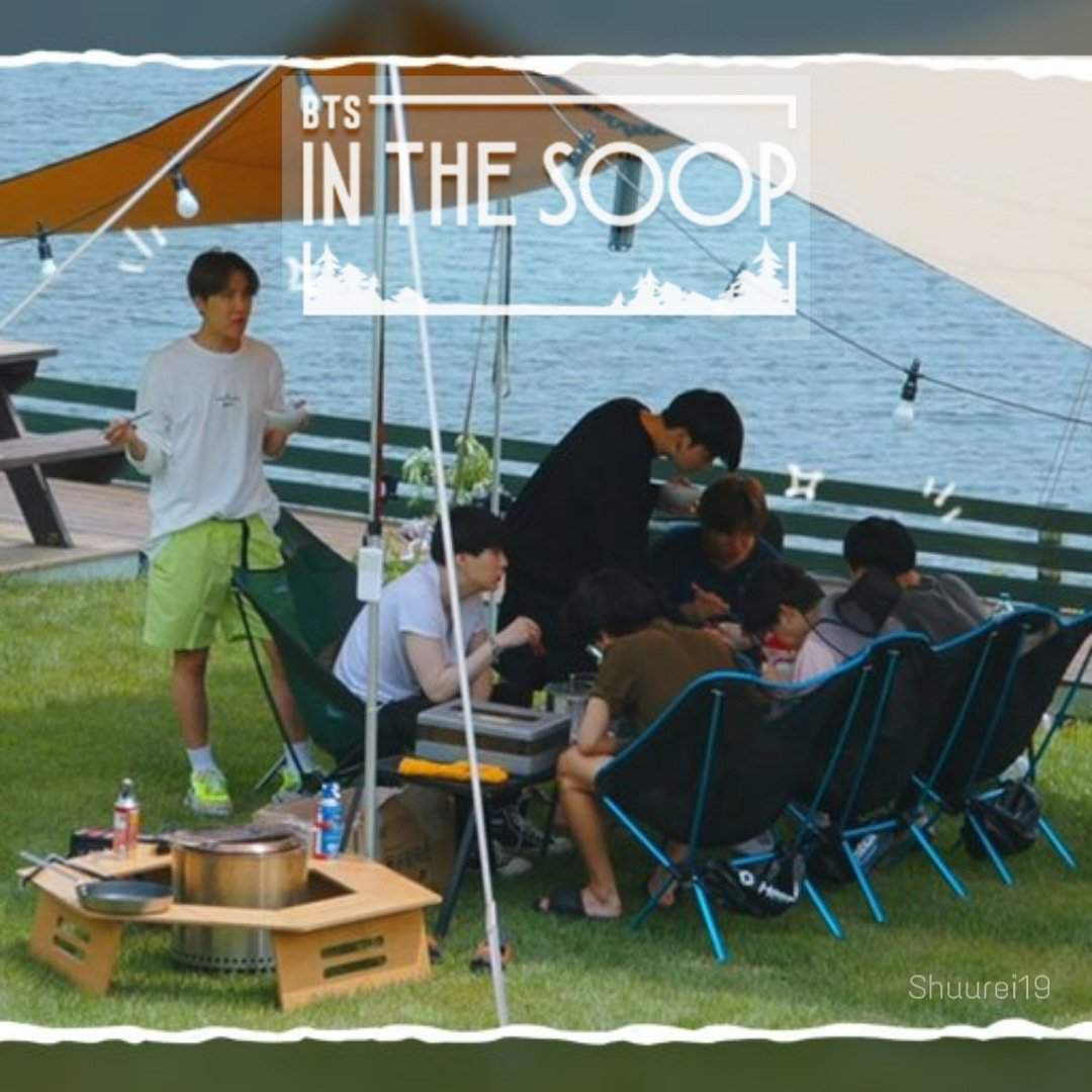 Awesome In The Soop Bts Ep 2 wallpapers to download for free greenvirals