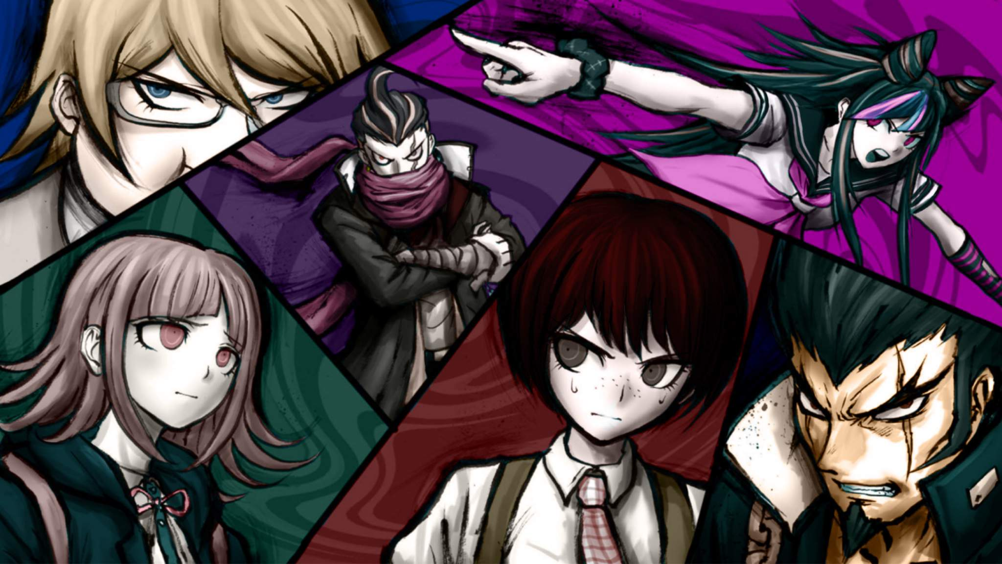 Coloured In This Class Trial Cg Danganronpa Amino Zerochan has 201 hoshi ryouma anime images, wallpapers, fanart, cosplay pictures, and many more in its gallery. coloured in this class trial cg danganronpa amino