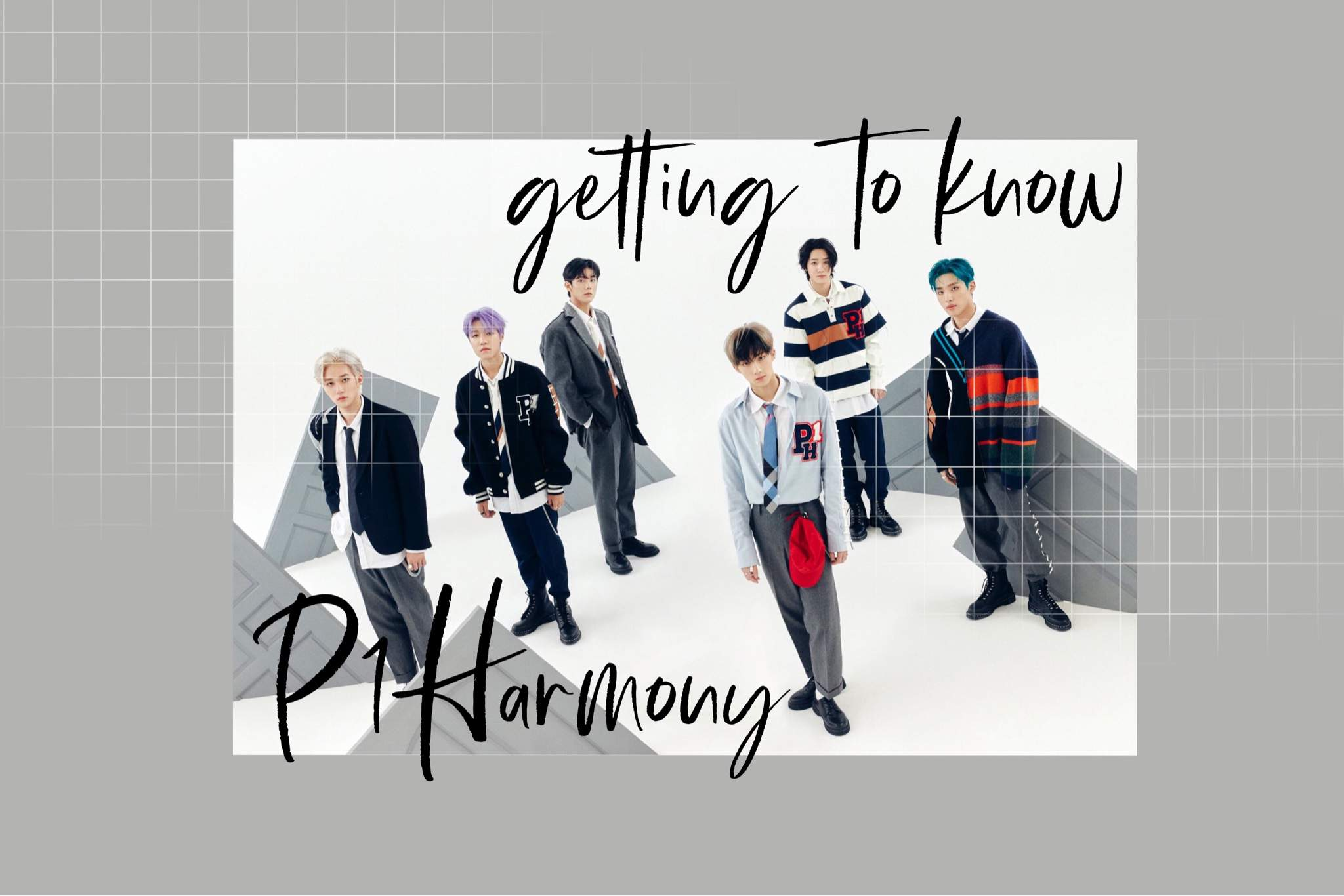 Getting To Know P1harmony K Pop Amino Nemonade 4 my favorite type of posts on kprofiles are discography's, because they're really easy to make. amino apps