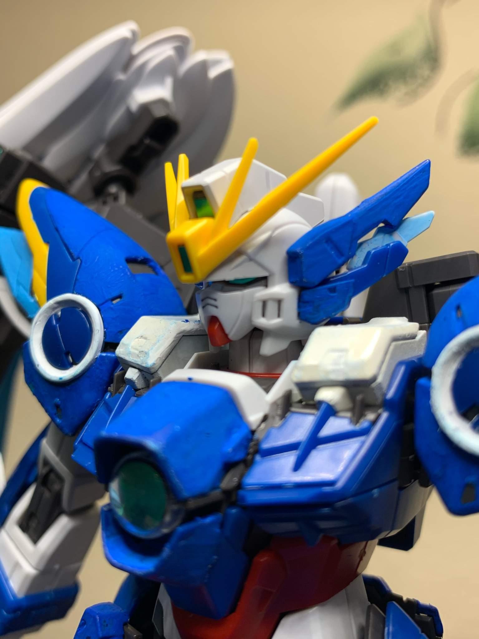Wing Gundam Zero Ew Ver Ka Royal Swan Color Ver Gundam Amino