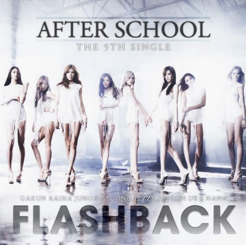 Image result for flashback after school cover