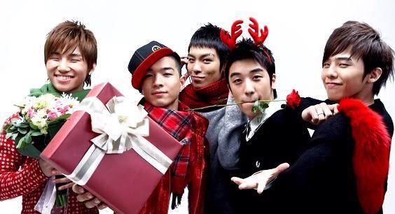 Merry Kpop Christmas!!! | K-Pop Amino
