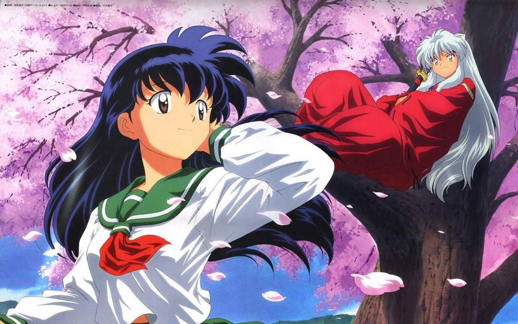 Inuyasha I Love The Classics Can You Tell Is Another One That Has A Huge Piece Of My Heart Could Probably Sit All Day And Talk About It
