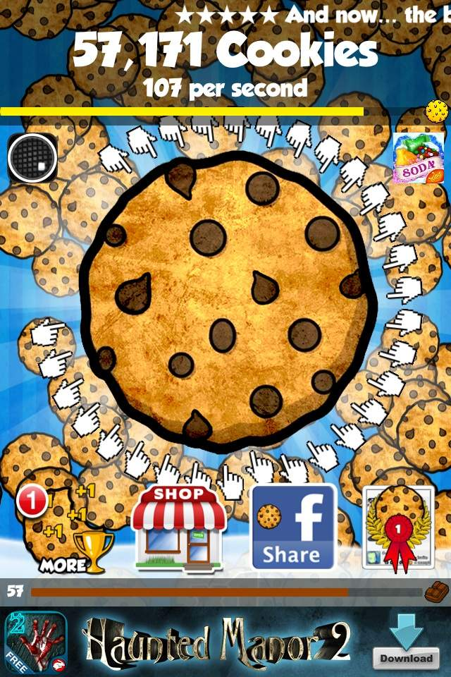 Cookie Clickers Video Games Amino