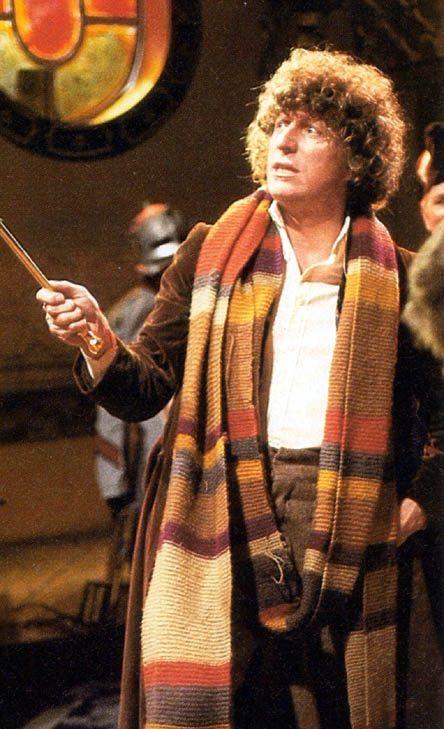 Tom Baker Scarf Knitting Pattern Doctor Who Amino