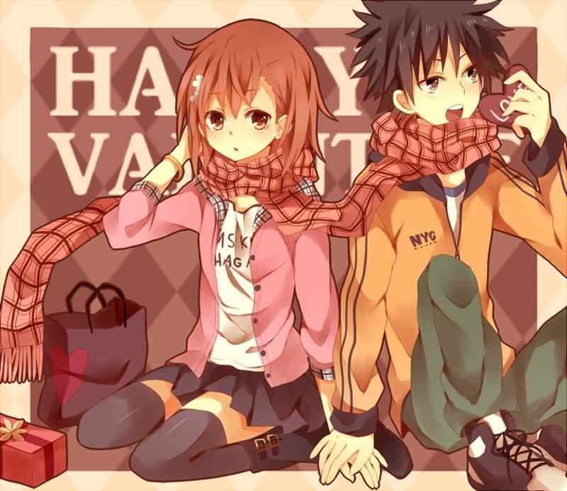 نتیجه تصویری برای valentine anime