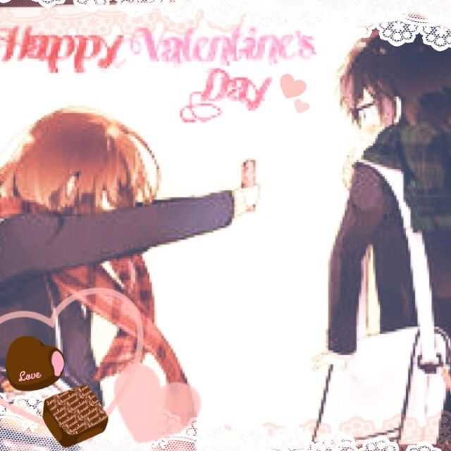 Happy Valentine S Day Anime Amino