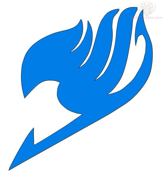 8725ddfa1 Should I become a Fairy Tail Guilt member by getting this tattoo ...