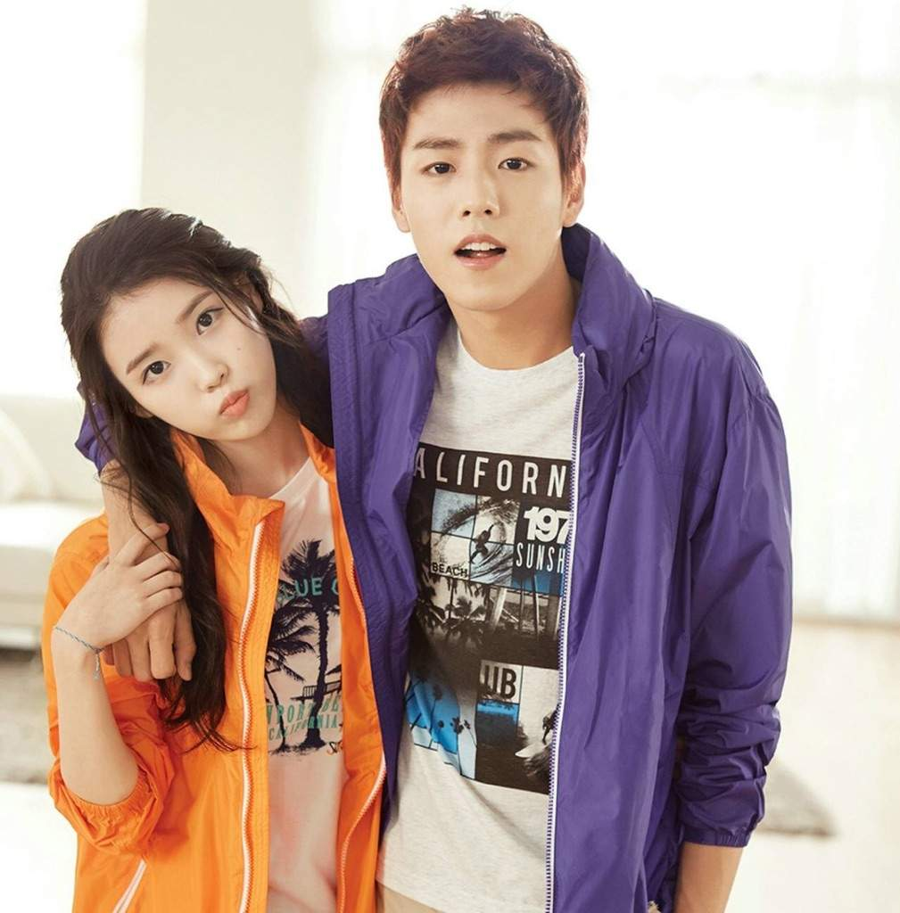 iu and 2pm woo young dating