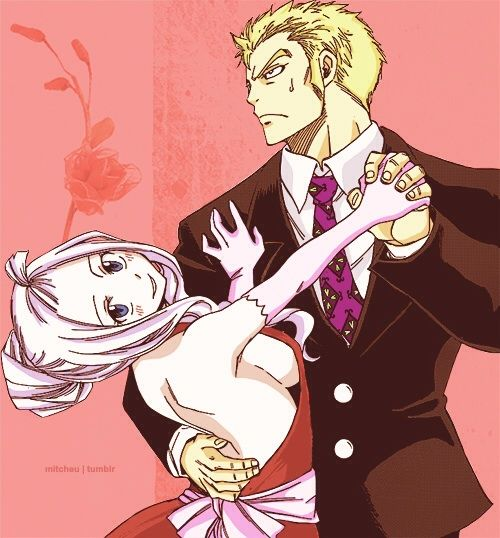Laxus And Mirajane Ship – Master.lucy said and started crying.