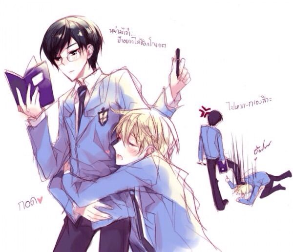 Best Ouran Highschool Host Club OTP | Anime Amino