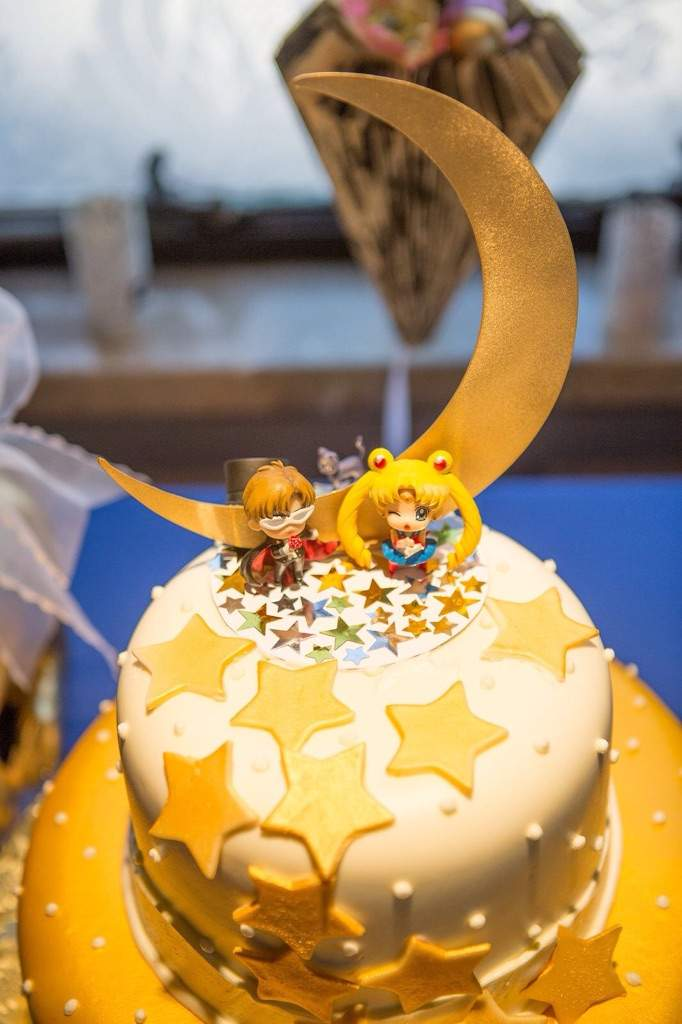 Groovy Anime Birthday Cakes Anime Amino Funny Birthday Cards Online Unhofree Goldxyz
