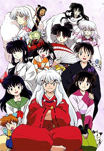 More Pictures Of Inuyasha Characters Anime Amino