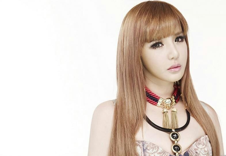 What Hair Color Do You Think Suits Park Bom K Pop Amino
