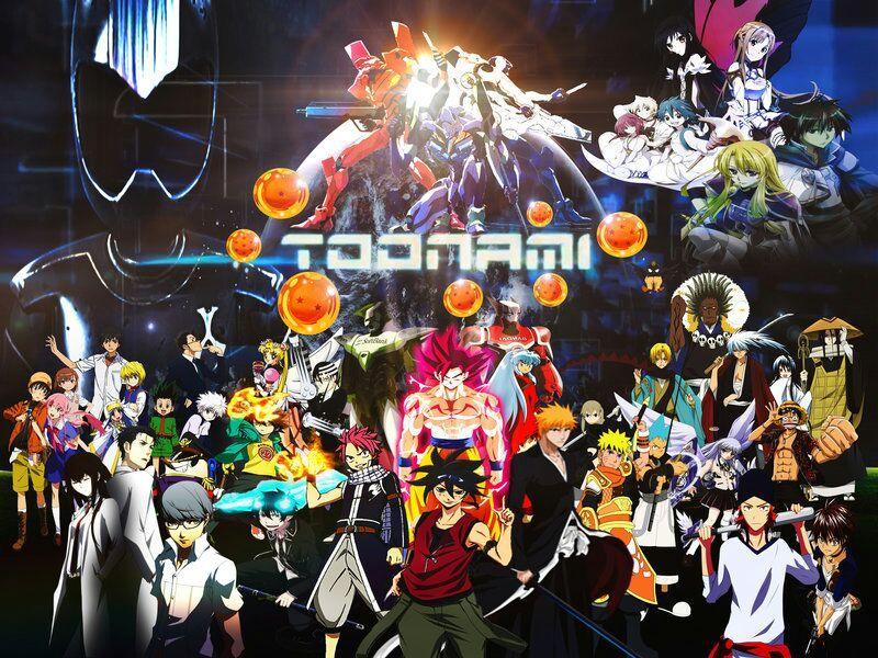 toonami anime amino