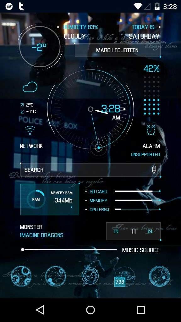 The Doctor's Nexus 5 [theme] | Doctor Who Amino