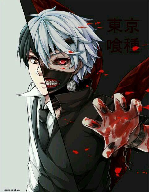 Cool Kaneki Ken From Tokyo Ghoul Anime Amino