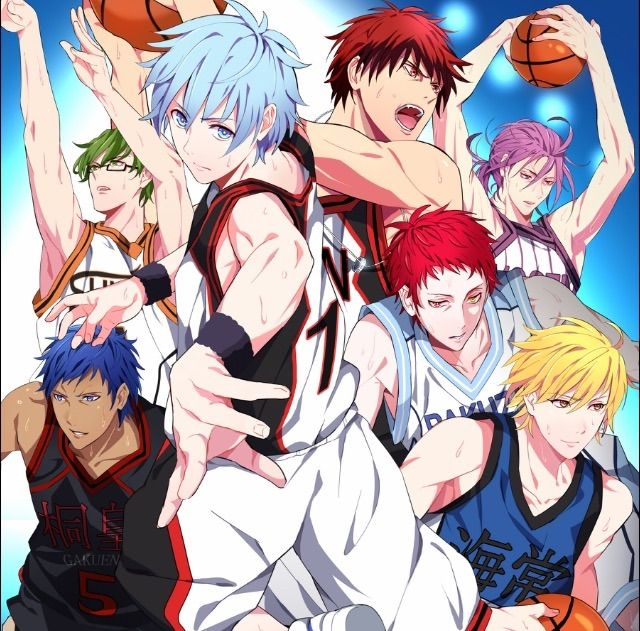 Favorite generation of miracles member anime amino ccuart Gallery