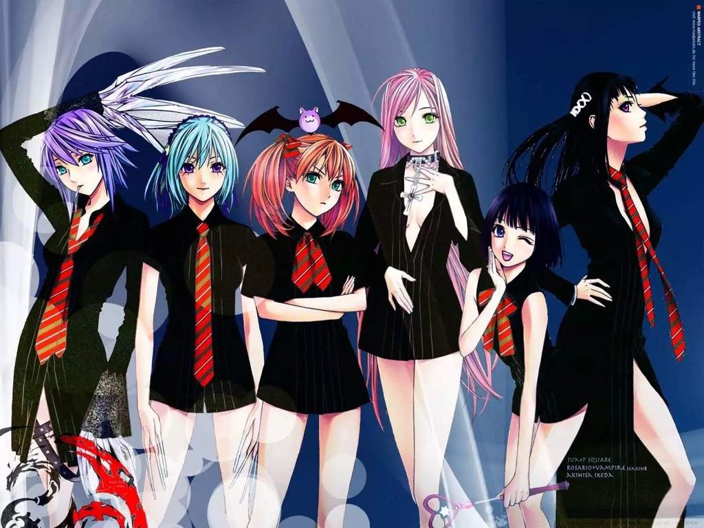 Would You Guys Have Liked To Have Seen A Rosario+Vampire Capu 20 ...