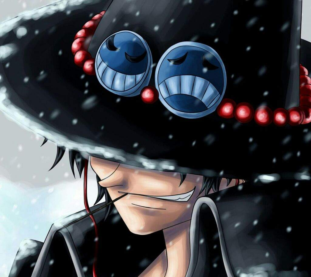 collection image wallpaper: One Piece Ace Death Wallpaper