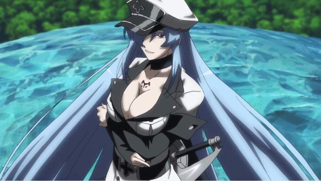 General Esdeath | Akame Ga Kill Amino