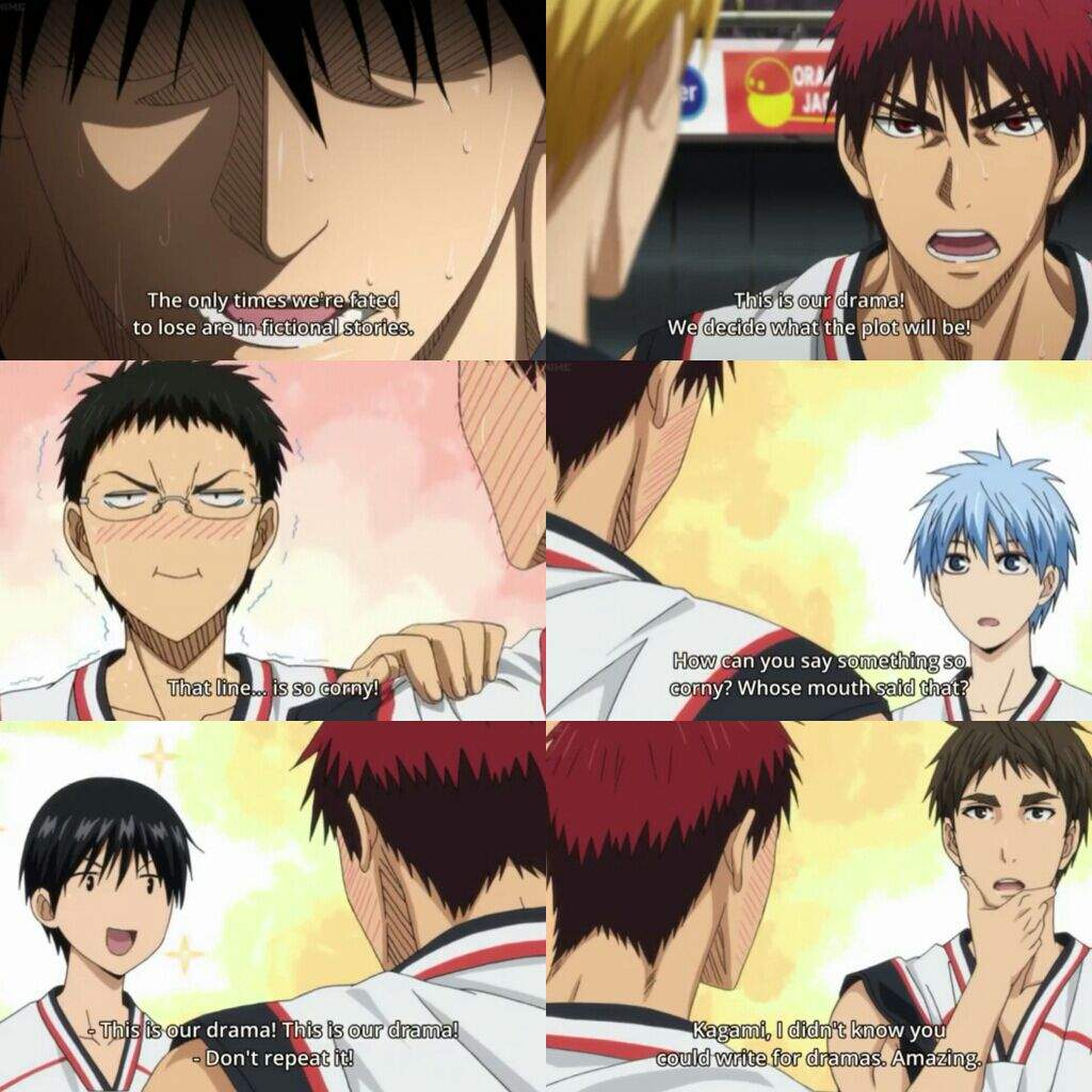 KnB season 3 episode 11   Anime Amino