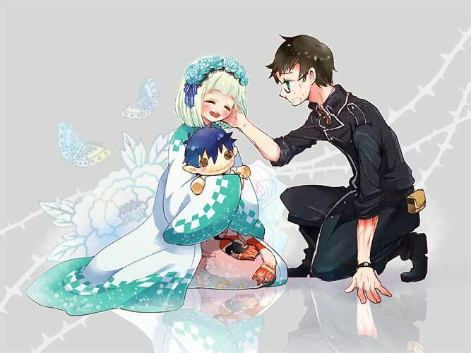 Who's your favorite blue exorcist pairing | Anime Amino