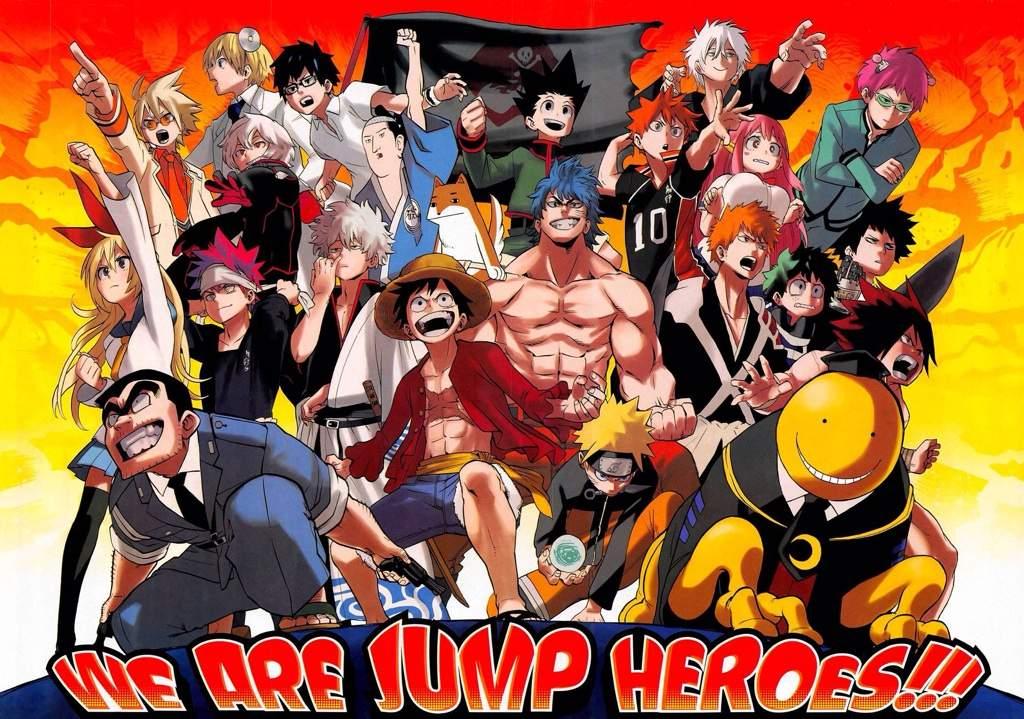Next Big 3 Anime Amino