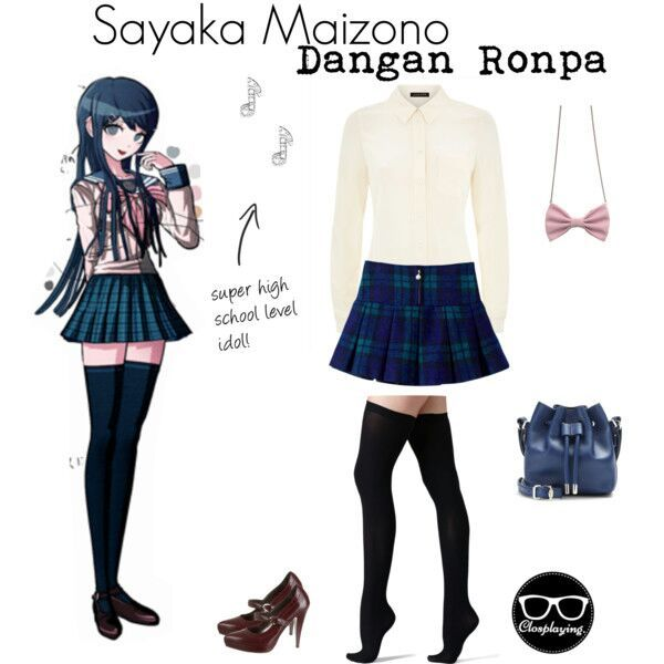Casual Cosplay Day 21 (Dangan Ropa) | Anime Amino