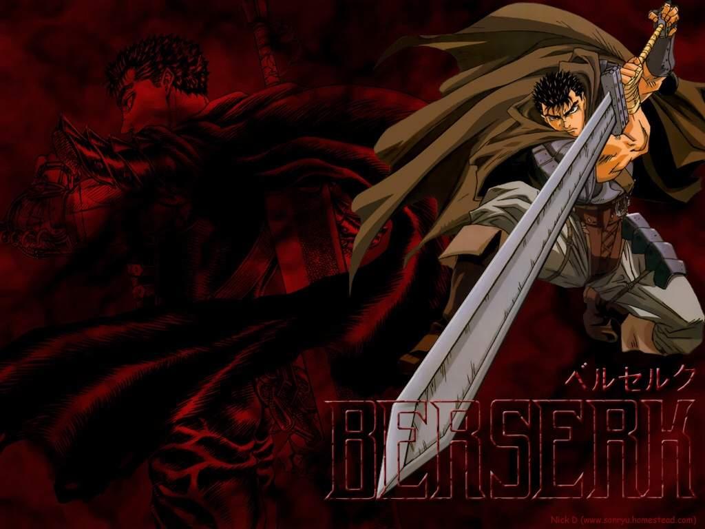 Guts Berserk Vs Edward Newgate One Piece Anime Amino