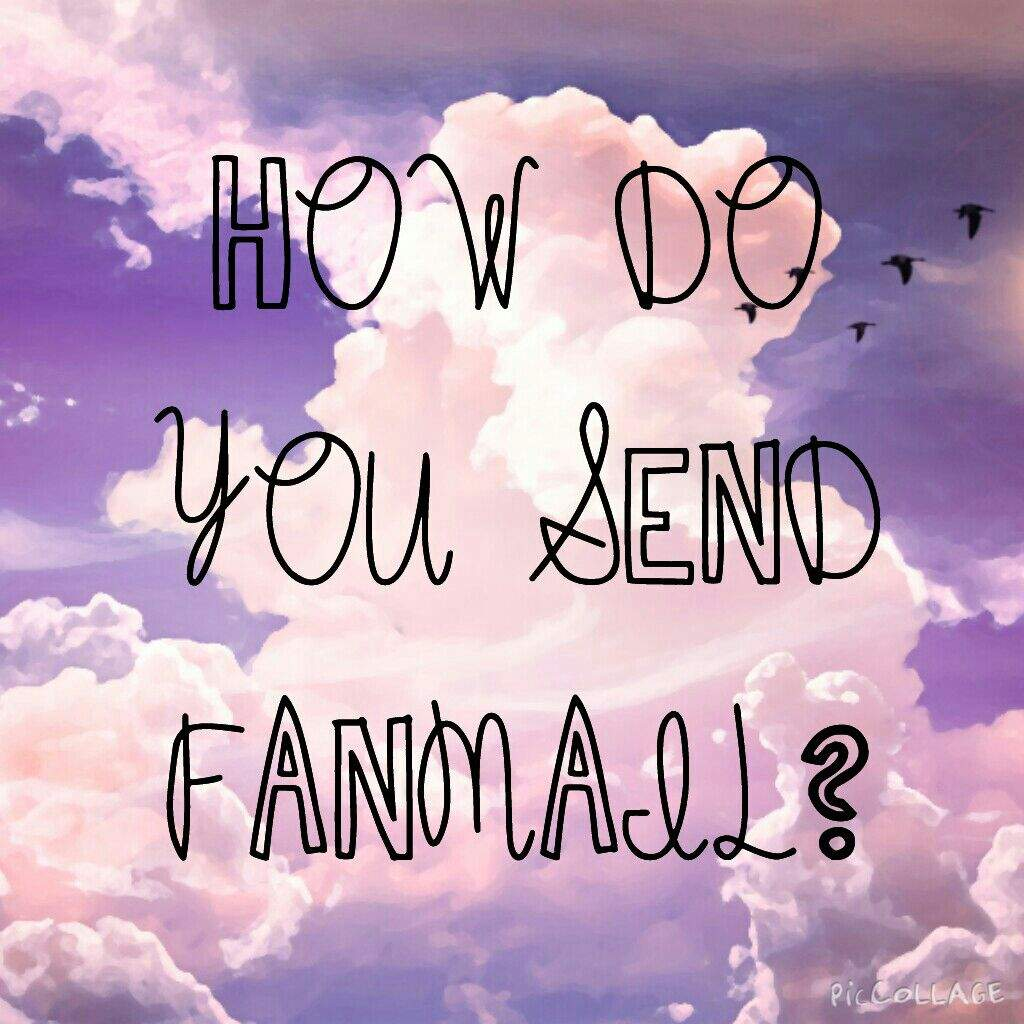 How To Send Fanmail  KPop Amino
