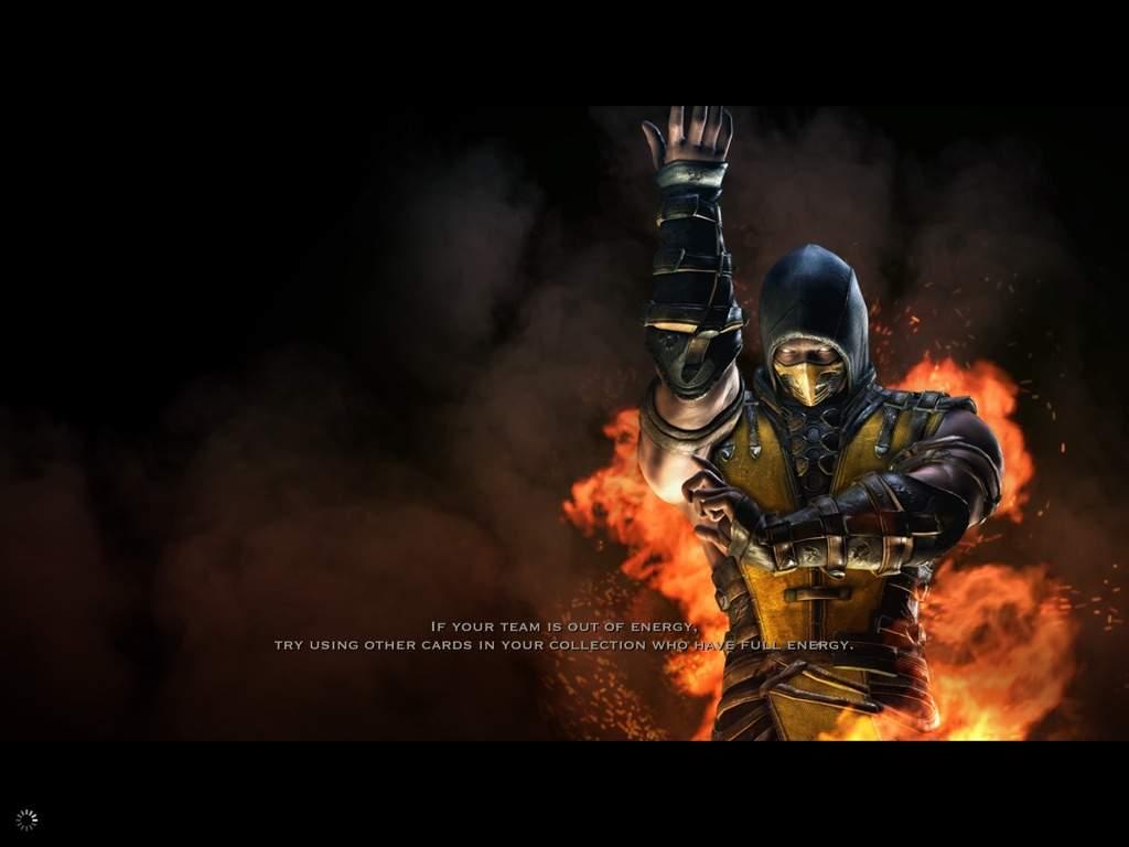 Mortal Kombat X Mobile App   Video Games Amino