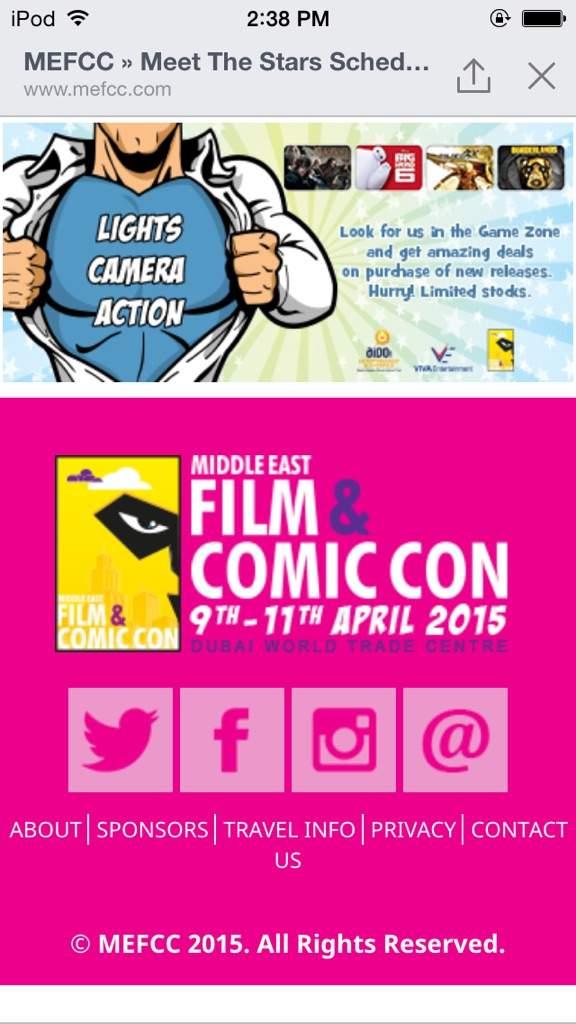 Comic Con | Anime Amino