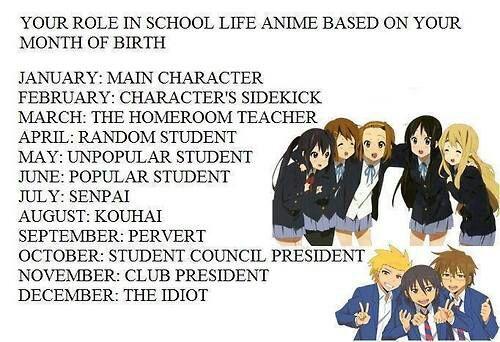 Anime Characters Born November 5 : Anime birthday game 🎆 amino