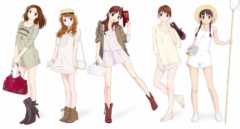 anime fashion challenge anime amino
