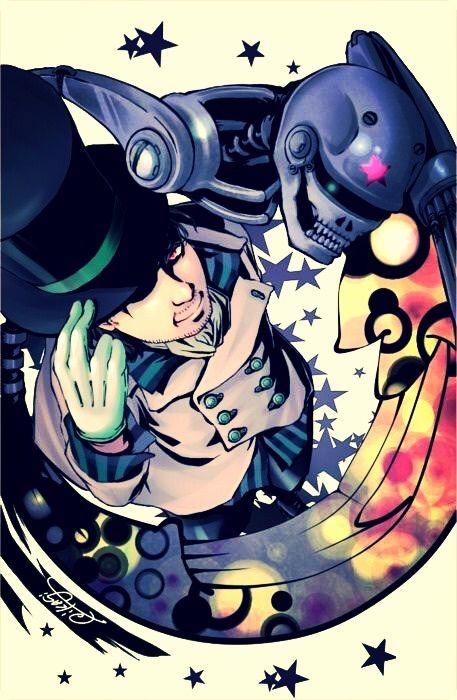 Millennium Earl | Anime Amino