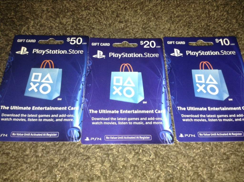 Free PSN Cards! Gameshare Wanted. | Anime Amino