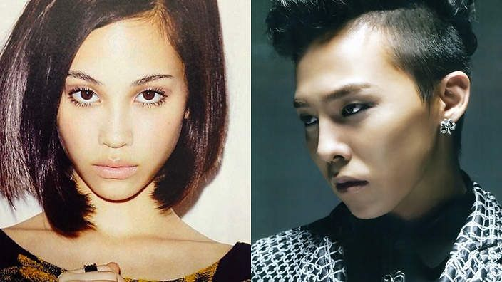 Is g dragon dating kiko mizuhara long hair