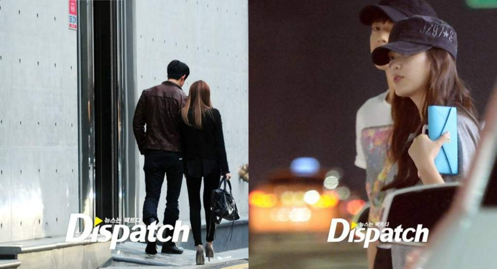 Kpop dating scandal