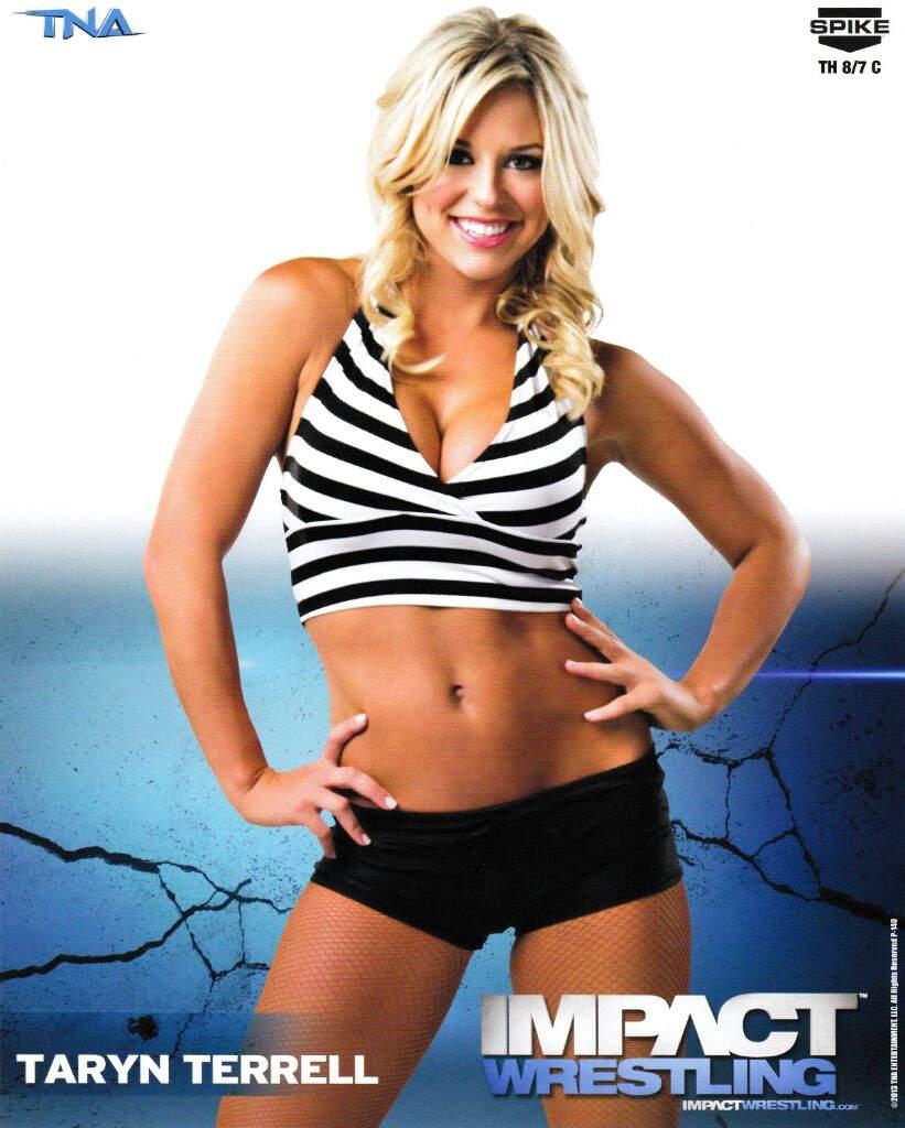 Taryn Terrell | Wiki | Wrestling Amino  Taryn Terrell |...