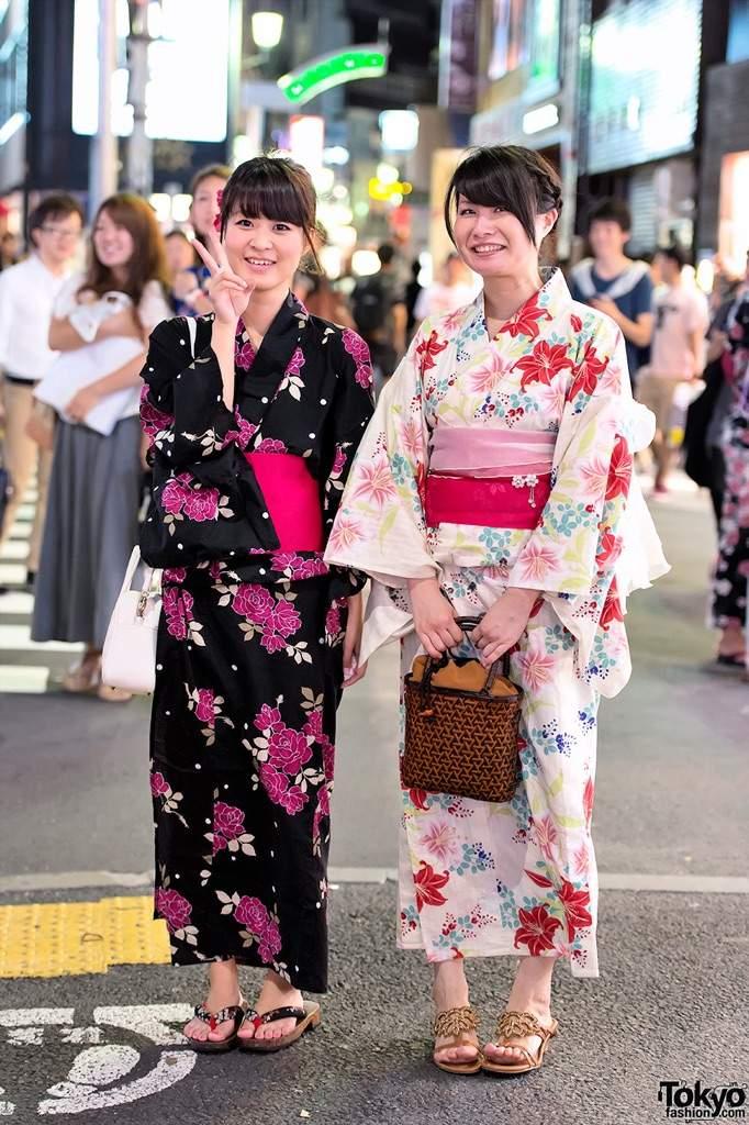 Difference Between Kimono And Yukata