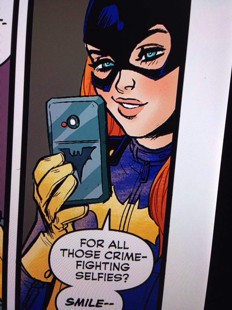 Batgirl Of Burnside Comics Amino