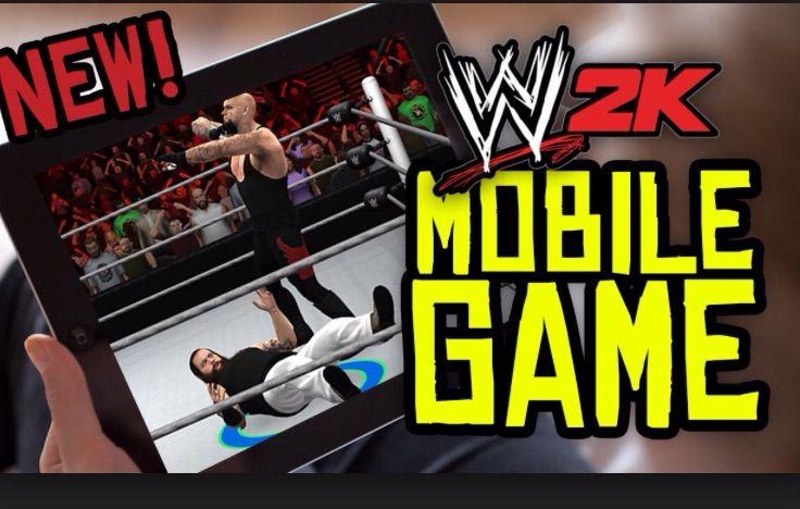 Wwe 2k15 Mobile Version | Wiki | Wrestling Amino
