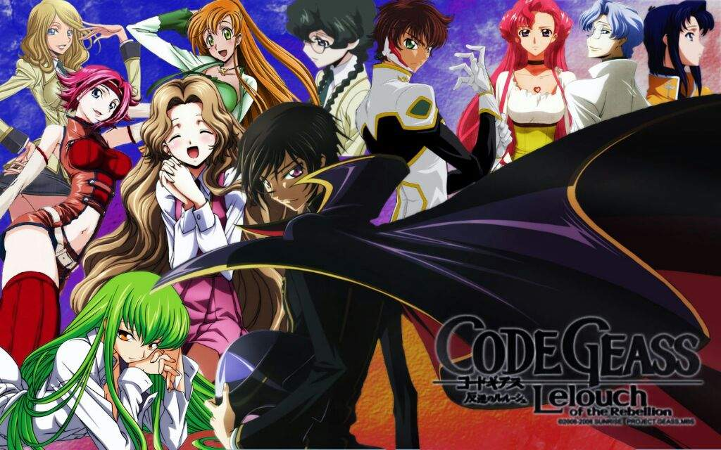 Image result for code geass