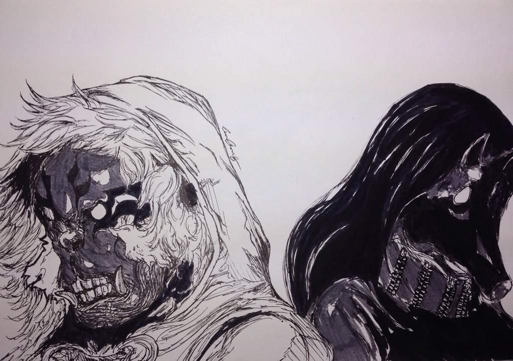 Devil Ape And Black Dog Anime Amino