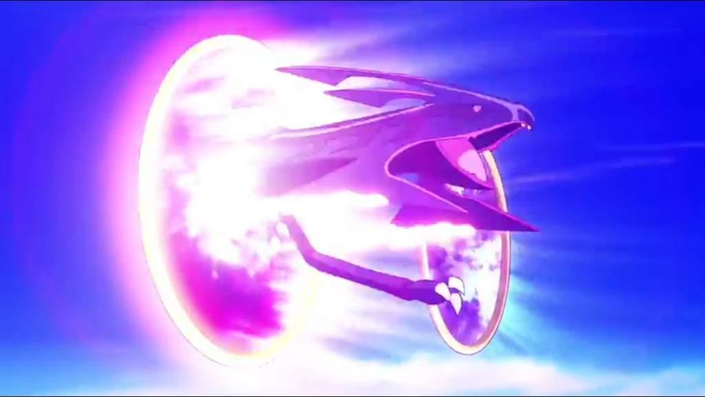 Shiny Rayquaza in Hoopa Movie? | Pokémon Amino