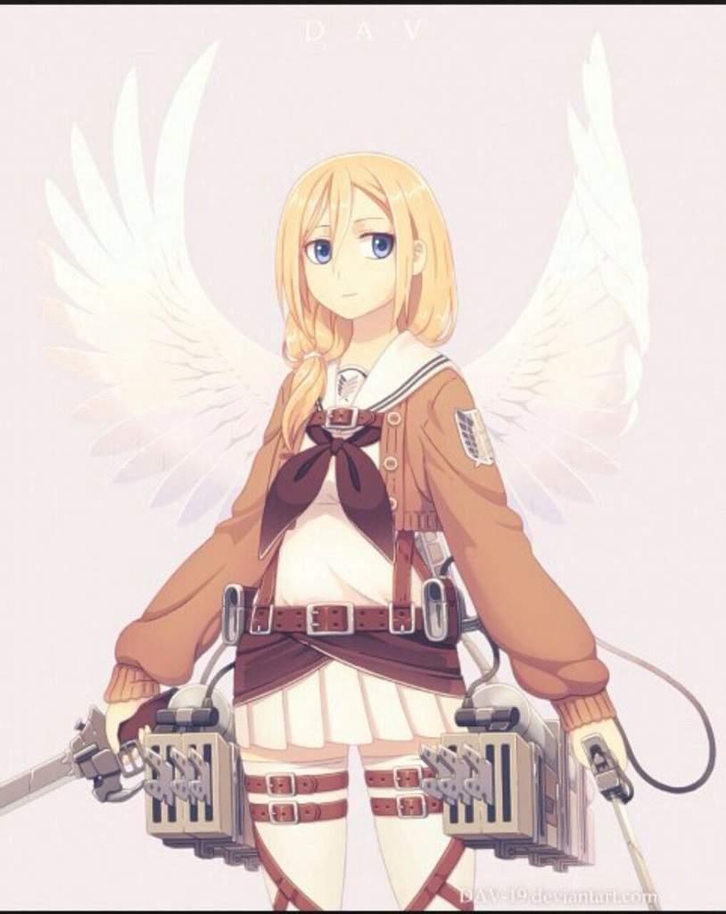 Christa (Attack On Titan) | Wiki | Anime Amino