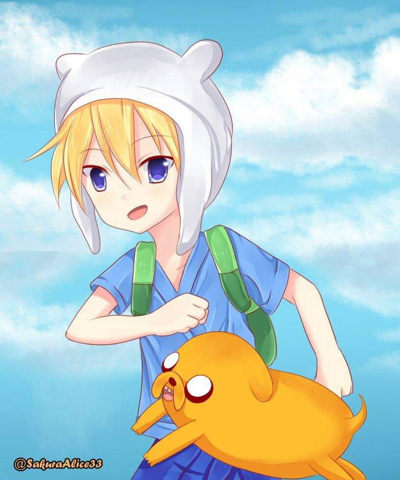 Anime Adventure Time Pictures anime adventure time | anime amino