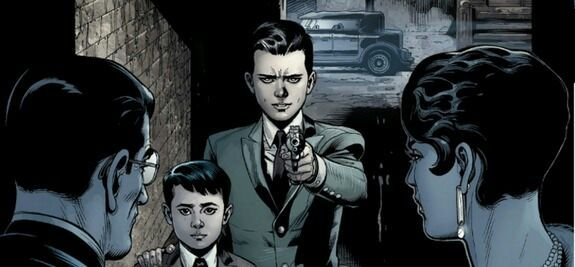Thomas Wayne Jr. and Bruce | Comics Amino